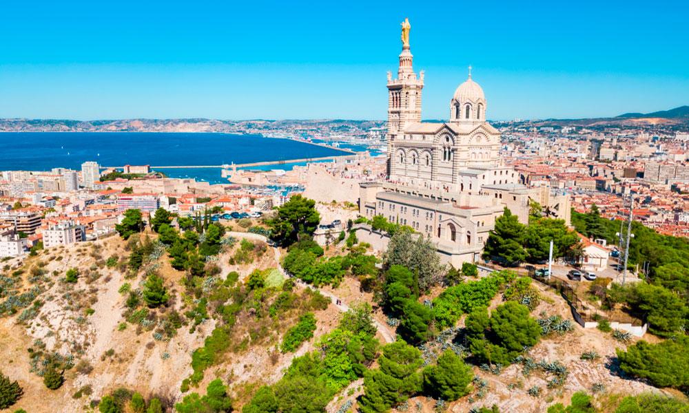 Marseille bezienswaardigheden